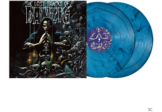 Danzig - Lost Tracks (Gtf.180 Gr.Clear-Blue Marbled LP) - (Vinyl)