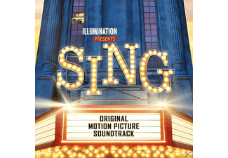 OST/VARIOUS - Sing - (CD)