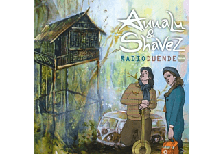 Annalu & Shavez - Radio Duende 99.9 AM - (CD)