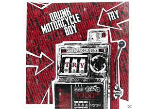 Drunk Motorcycle Boy - Try - (CD)