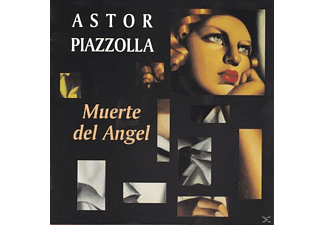 Astor Piazzolla - Muerte del Angel - (CD)
