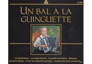 VARIOUS - Un Bal a la Guinguette - Black Line Series - (CD)