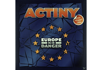 Actiny - Europe is in Danger - (Vinyl)