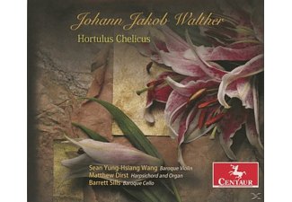 Wang,Sean Yung-Siang/Dirst,Matthew/Sills,Barret - Hortulus Chelicus - (CD)