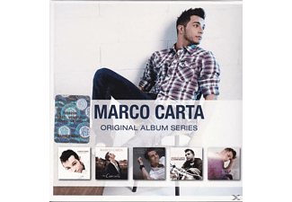Marco Carta - Original Album Series - (CD)