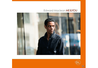 Edward Maclean - ME & YOU - (CD)