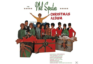 VARIOUS - THE PHIL SPECTOR CHRISTMAS ALBUM - (Vinyl)