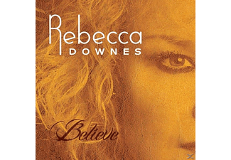 Rebecca Downes - Believe - (CD)