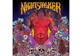 Nightstalker - AS ABOVE SO BELOW - (CD)