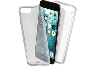 SBS TEFLUOCARDSAS7G Clear Fit Apple iPhone 7 Plus Şeffaf Kılıf