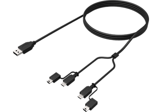BIGBEN Dual Charging Cable PS4