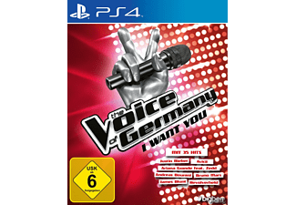 The Voice of Germany - I want you [PlayStation 4]
