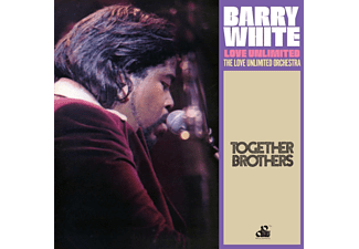 Barry White - Together Brothers (CD)