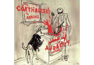 The Coathangers, Audacity - Adderall/Earthbot (7Inch) - (Vinyl)