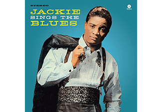 Jackie Wilson - Jackie Sings the Blues (HQ) (Vinyl LP (nagylemez))