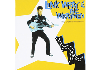 Link Wray & The Wraymen - The Definitive Edition (CD)