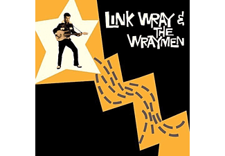 Link Wray & The Wraymen - The Definitive Edition (Vinyl LP (nagylemez))