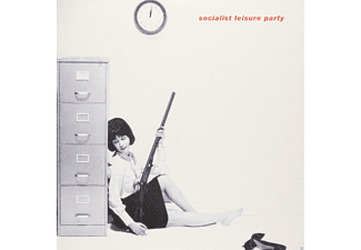 Social Leisure Party - SHE WILL FLAME (7INCH) - (Vinyl)