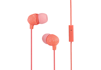 MARLEY EM-JE061-PH LITTLE BIRD PEACH, In-ear Kopfhörer, Pink/Peach