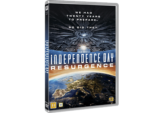 Independence Day: Resurgence Science Fiction DVD