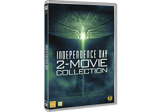 Independence Day 1-2 Science Fiction DVD