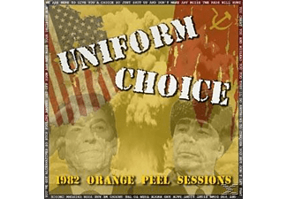 Uniform Choice - ORANGE PEEL SESSIONS (7INCH) - (Vinyl)