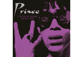 Prince - 3 Nights In Miami-Night One (Lim.180 Gr.Colour - (Vinyl)