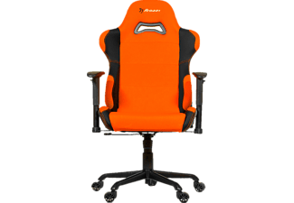 AROZZI Torretta XL, Gamingstuhl, Orange/Schwarz