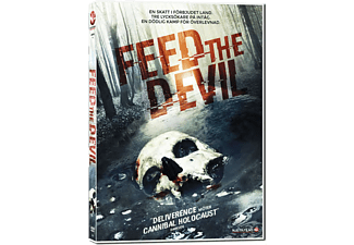Feed the Devil Skräck DVD