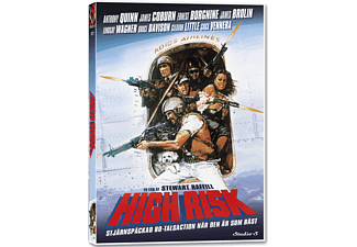 High Risk Action DVD