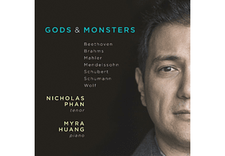 Nicholas Phan, Myra Huang - Gods & Monsters - (CD)