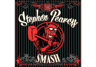 Stephen Pearcy - Smash (Ltd.Gatefold/Black Vinyl/180 Gramm) - (Vinyl)