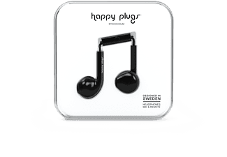 HAPPY PLUGS Earbud Plus Zwart