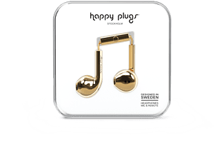 HAPPY PLUGS Earbud Plus Deluxe Edition Gold