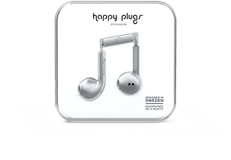 HAPPY PLUGS Earbud Plus Deluxe Edition Space Grey