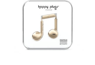 HAPPY PLUGS Earbud Plus Deluxe Edition Champagne