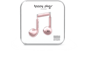 HAPPY PLUGS Earbud Plus Deluxe Edition Pink Gold