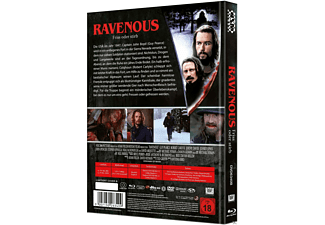 Ravenous: Friss oder stirb - (Blu-ray + DVD)