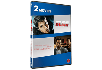 M:i:III och Collateral Action DVD