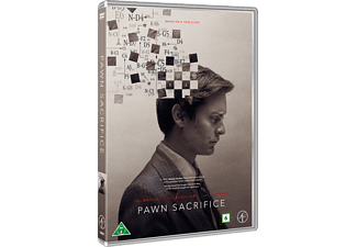 Pawn Sacrifice Drama DVD