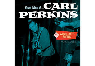Carl Perkins - Dance Album/Whole Lotta Shakin' (CD)