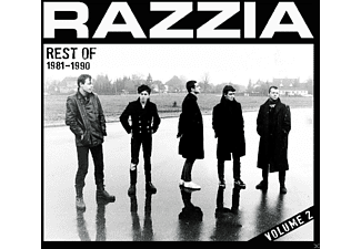 Razzia - Best Of 1981-90 Vol.2 - (CD)