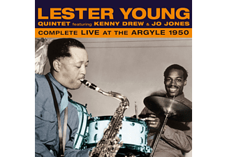 Lester Young - Complete Live at the Argyle (CD)