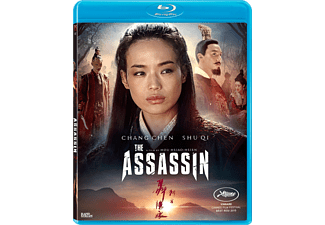 The Assassin Action Blu-ray