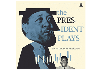 Lester Young - The President Plays with the Oscar Peterson Trio (HQ) (Vinyl LP (nagylemez))