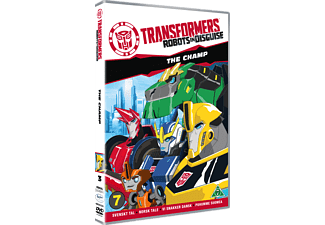 Transformers S1 Vol 3 Animation / Tecknat DVD