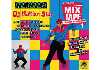 Dj Haitian Star - German 80ies Hip Hop 1 - (CD)