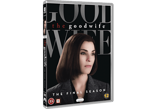 The Good Wife S7 Drama DVD