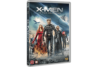 X-Men Original Trilogy Action DVD