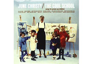 June Christy - The Cool School - (Vinyl)